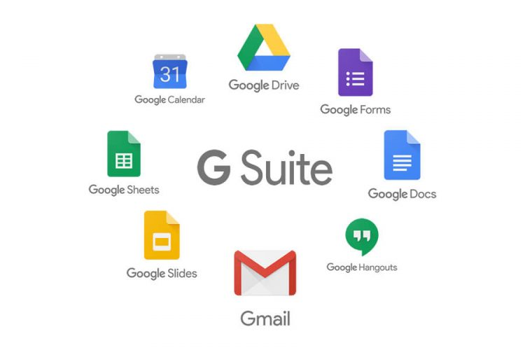 G Suite de la Google Cloud