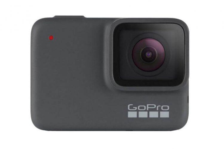 Camera Video de Actiune GoPro HERO7 Silver Edition, Filmare 4K, Waterproof, GPS, Wi-Fi (Argintiu)