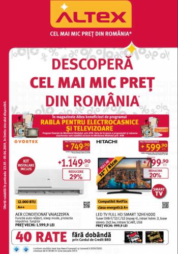 Catalog Altex 23.05 – 05.06.2019