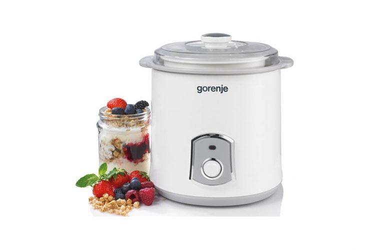 Aparat pentru preparat iaurt grecesc GORENJE JMG20W, 2l, 20W, alb