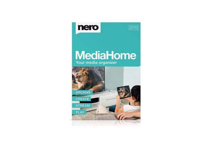 Nero MediaHome 2019 - PC