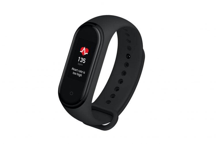 Bratara Fitness Xiaomi Mi Band 4 Negru