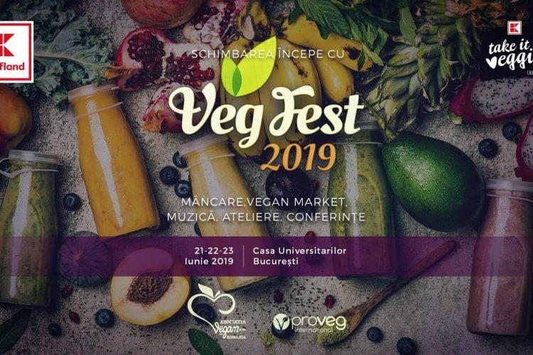 Festivalul VegFest 2019