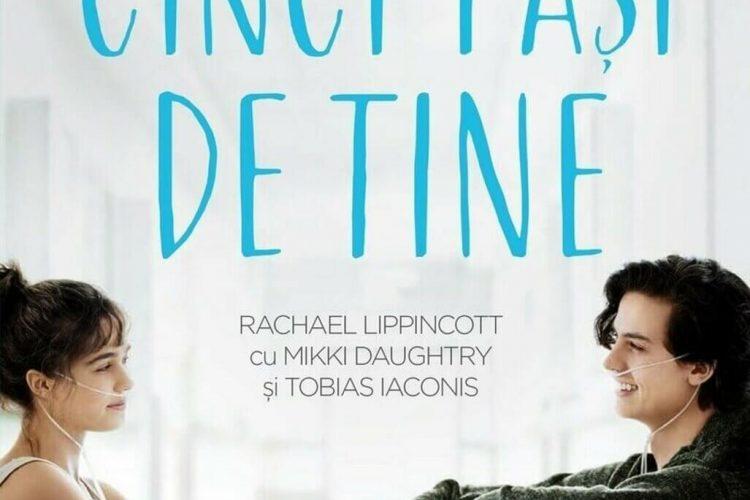 La cinci pasi de tine, RACHAEL LIPPINCOTT, MIKKI DAUGHTRY, TOBIAS IACONIS