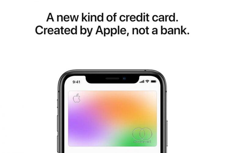 Apple va lansa Apple Card