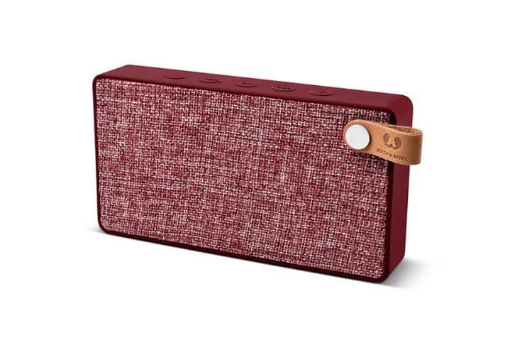 Boxa portabila FRESH 'N REBEL Rockbox Slice 158320, Bluetooth, Ruby