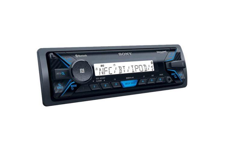 CD player auto SONY DSX-M55BT, 4x55W, Bluetooth, NFC, USB