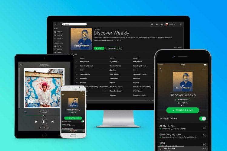 Spotify Premium gratuit 3 luni