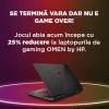 Voucher Altex – Reducere  25% la laptopurile de gaming OMEN by HP