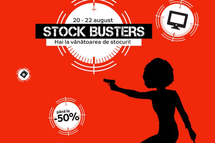eMAG Stock Busters 20 - 22 august 2019