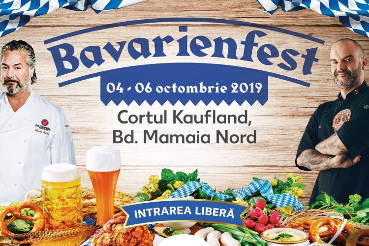 Bavarienfest 2019 - Mamaia, 4-6 octombrie 2019