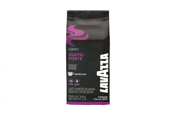 Cafea Boabe Lavazza Gusto Forte, 1 Kg