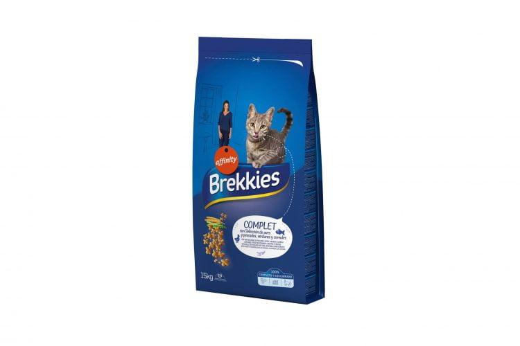 Hrana uscata pentru pisici Brekkies Excel Complet, 15 Kg