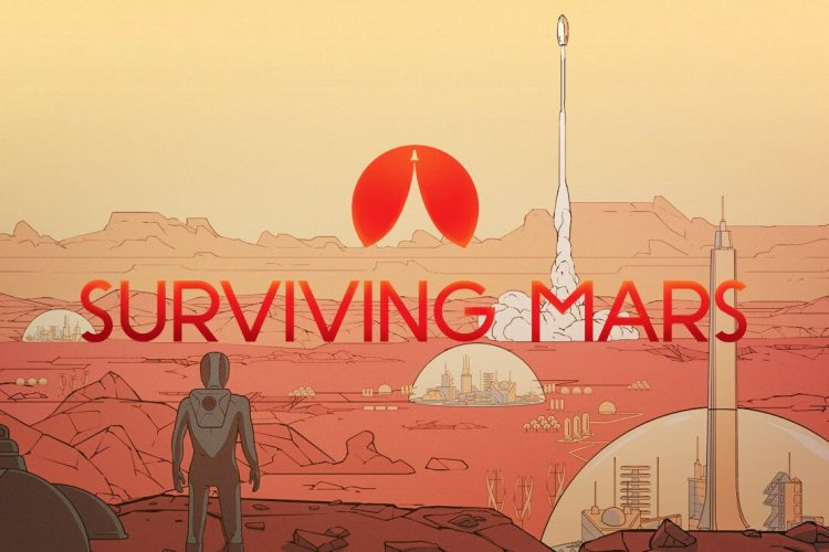 Surviving Mars - Epic Games GIVEAWAY