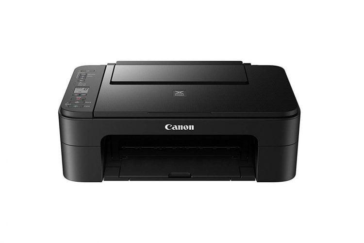 Multifunctional inkjet color Canon PIXMA TS3150, WiFi, A4, Negru
