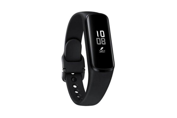 Bratara fitness SAMSUNG Galaxy Fit e, Android/iOS, silicon, negru