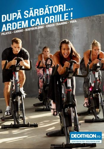 Catalog Decathlon - Catalog Fitness 2020