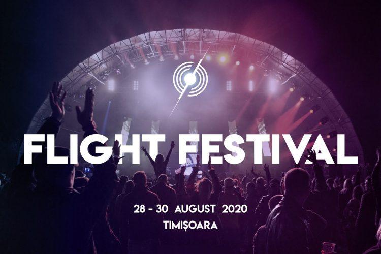 Flight Festival 2020 - Timisoara, 28-30 august 2020