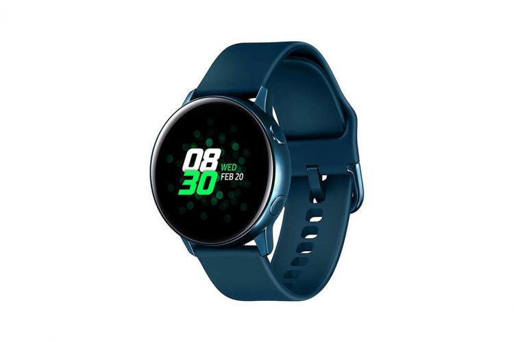 Smartwatch SAMSUNG Galaxy Watch Active, Android/iOS, silicon, Green