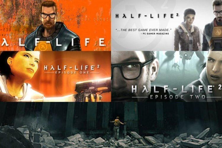 Steam ofera acces gratuit la seria Half-Life pana in martie