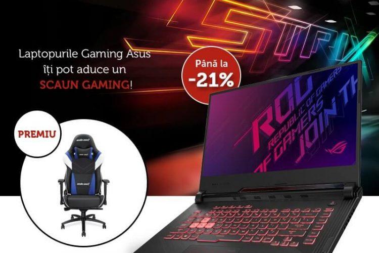 evoMAG - Laptopurile Gaming Asus iti pot aduce un scaung gaming!