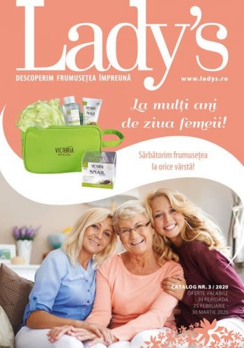 Catalog Lady's nr. 3/2020 25 februarie - 30 martie 2020