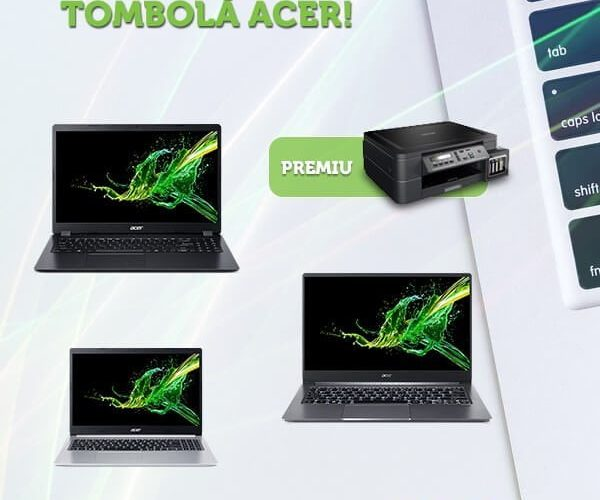 evoMAG - ACER te premiaza - Multifunctional Brother DCP-T310