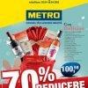 Metro - 70% reducere la toate articolele din catalogul