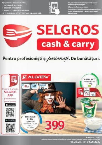 Catalog Selgros 22 mai - 4 iunie 2020 - Magazine Mici (Alba Iulia, Bistrita, Tg. Mures, Baia Mare) nr. 22-23