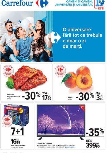 Catalog Carrefour 25 iunie - 8 iulie 2020 - Ai vazut ce oferte ti-am pregatit?