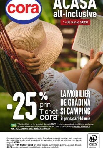 Catalog Cora 1-30 iunie 2020 - Catalog vacanta Bucuresti, Cluj, Drobeta, Bacau, Constanta, Ploiesti