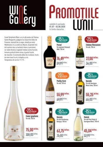 Catalog Mega Image - Revista Wine Gallery 1 iulie - 2 august 2020