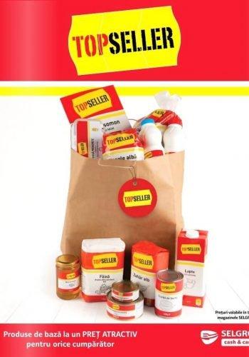 Catalog Selgros 5-11 iunie 2020 - Catalog marca proprie Topseller nr.24 (promovare exclusiv online)
