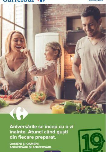 Catalog Carrefour 2 iulie - 8 iulie 2020 - Catalog Interactiv - Meriti ce e mai bun!