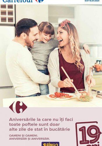 Catalog Carrefour 9 iulie - 15 iulie 2020 - Catalog Interactiv - Meriti ce e mai bun!
