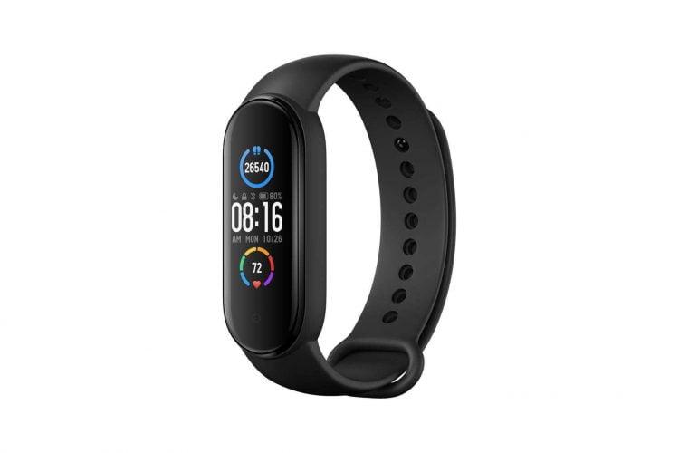 Smartband fitness Xiaomi Mi Band 5, HR, Negru