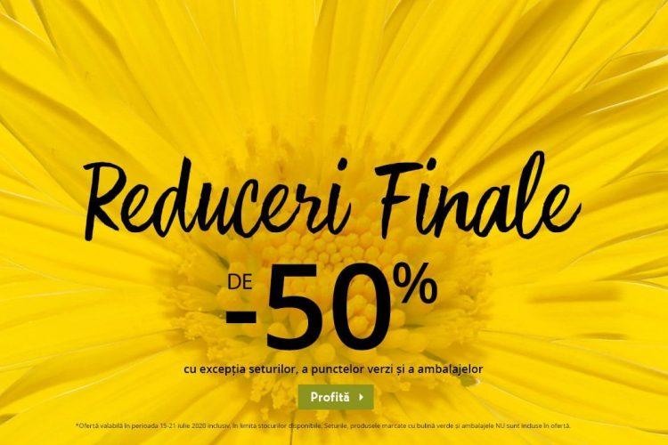 Yves Rocher - Reduceri finale de 50%