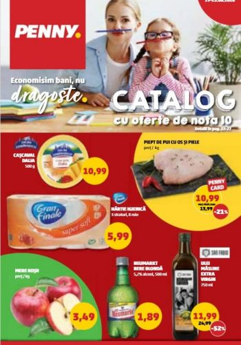 Catalog Penny 19 august - 25 august 2020 - pliant national