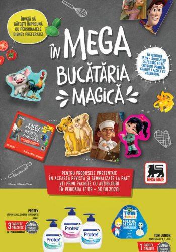 Catalog Mega Image 17 septembrie - 30 septembrie - Revista Mega Kitchen