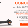 CCC - ALL DAY ACTIVE x CCC - Castiga o trotineta electrica sau un voucher CCC!