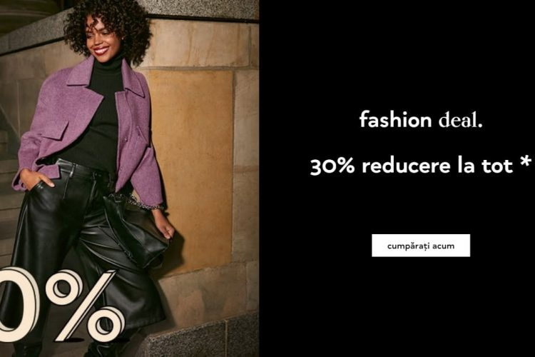 Voucher ORSAY - 30% reducere - Fashion Deal