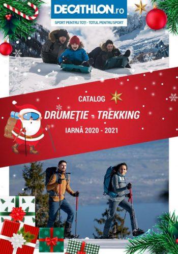 Catalog Decathlon - Catalog drumetie trekking 2020 - 2021
