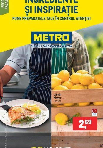 Catalog Metro - Catalog cu ingrediente si inspiratie 13 ianuarie - 19 ianuarie 2021