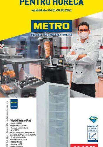 Catalog Metro - Solutii Nealimentare pentru HoReCa 4 ianuarie - 31 ianuarie 2021