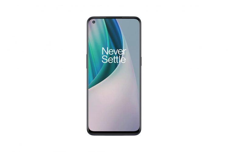 Telefon mobil OnePlus Nord N10, Dual SIM, 128GB, 6GB RAM, 5G, Midnight Ice