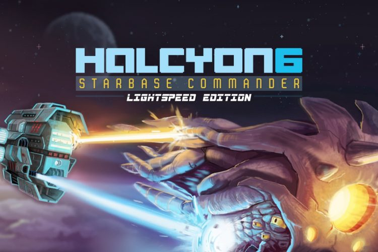 Halcyon 6 Starbase Commander Search - Epic Games GIVEAWAY