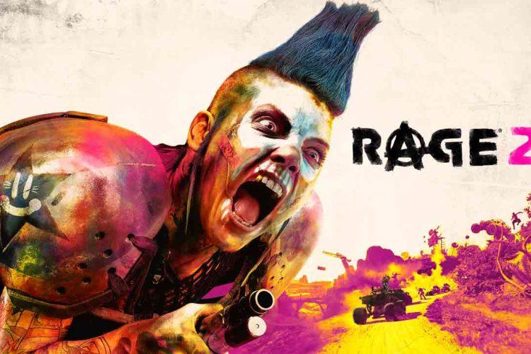 RAGE 2 - Epic Games GIVEAWAY
