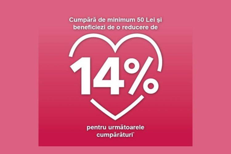 Voucher Takko Fashion - 14% reducere pentru urmatoarele cumparaturi