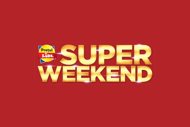 Lidl Super Weekend 15 mai - 16 mai 2021 - Super Sambata Lidl 8 mai