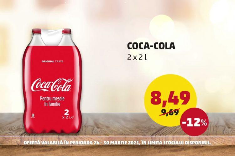 Oferta Penny - Coca-Cola si Hartie igienica - 24 martie - 30 martie 2021